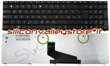Tastiera ITA PK130J22A12, V118502AK1 Nero Asus X53TA