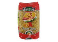 Lot 9 paquets  Pâtes coudes rayés, Panzani 9x500 gr DLC LONGUE