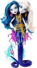 Monster high grand scarrier reef peri et pearl serpentine poupée idée cadeau * new *