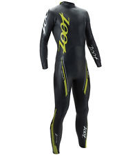 NEW Zoot Mens Triathlon Wetsuit Size XS Z-Force 5.0 Fits Teens - Retail $450