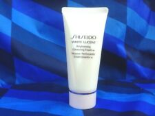 SHISEIDO WHITE LUCENT Brightening Cleansing Foam 100ml =50ml*2pcs Sample Size