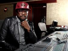 Will.I.Am Drum Sound kit Hip Hop Peas Drum Samples MPC xl Maschine Logic Pop FL