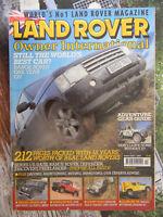 Land Rover Owner Int 3/2003 Series 1 2 3 Defender Range Discovery Freelander