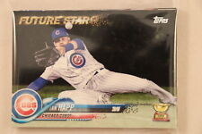 2018 Topps Series 1 and 2 Complete Team Set - Chicago Cubs