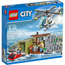 LEGO City 60131 - Crooks Island - Includes 3 Mini-Figures