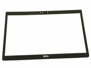 GENUINE NEW DELL LATITUDE E7480 LCD FRONT BEZEL WITH CAM PORT PART NO:03JPDV