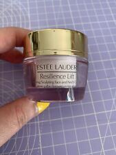 Estee Lauder Resilience Lift Firming/Sculpting Face And Neck Cream New 15ml