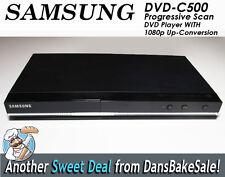 Samsung DVD-C500 Progressive Scan DVD Player w/ 1080p Up-Conversion - No Remote