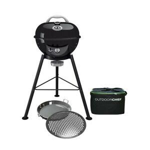 Outdoorchef Gaskugelgrill Chelsea 420 G + Tasche + Gourmet-Set