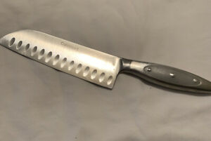 "CUISINART 6 1/2"" FULLY FORGED SANTOKU KNIFE Stainless Steel"