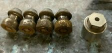 RANGE ROVER EVOQUE / FREELANDER 2 LOCKING WHEEL NUTS GENUINE x4 2007 TO 2014