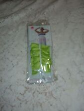 "Towel Topper The Original Hands Free Towels Medium29""-42"" Sizes 10To F14 Green"