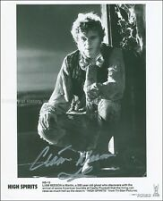 LIAM NEESON - PHOTOGRAPH SIGNED