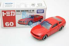 Takara Tomy Tomica #60 Ford Mustang GT V8 1st Scale 1/67 Diecast Toy Car RED