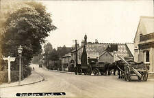 Coulsdon Road # 2. Horses & Carts.