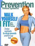 Prevention Fitness Systems Walk Yourself Fit Dvd/Cd 2- Disc Set Buy 2 Get 1 Free