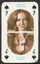 Monty Gum Card - 1970's Hitmakers Music Card - Earth & Fire (4)