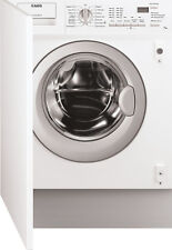 AEG L61271BI Built-in Integrated Washing Machine 1200 Spin 7kg A++ Rated - White
