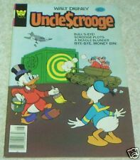 Walt Disney's Uncle Scrooge 167, VF (8.0) Outfoxed Fox! 50% off Guide!