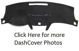 Custom Dash Cover - Made Just Right for YOUR Vehicle