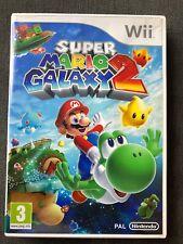Super Mario Galaxy 2 (WII) (VGC)