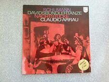 Schumann Davidsbündlertänze / Nachtstücke Import Record  LP