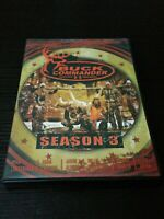 Buck Commander Presents Season 3 by Under Armour 2 DVD Set, 2013, watched once