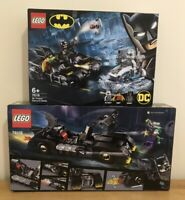 Lego Batman sets Bundle 76119 & 76118 Mr Freeze  & General Combat Speeder BNIB