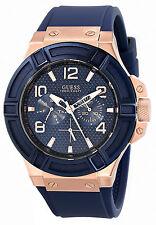 Guess Reloj Case Crystal Pulsera Bracelet Man Watch Mujer Rose Gold Oro Hand Arm
