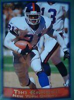 NFL 79 Tiki  Barber New York Giants Topps 1999