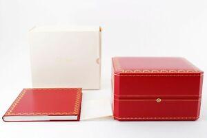 Cartier WATCH BOX GENEVE Excellent++++