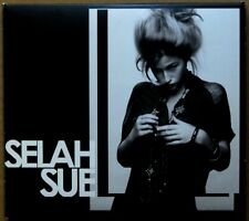 ALBUM CD - SELAH SUE - SELAH SUE - BECAUSE MUSIC - 2011 - TBE