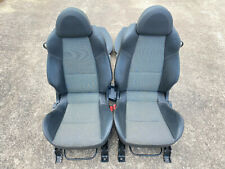 MITSUBISHI COLT CZC CZCT - FRONT & REAR HEATED HALF LEATHER BUCKET SEATS