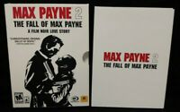 Max Payne 2: The Fall of Max 2003 -  PC CD-ROM Complete Mint Discs 1 Owner
