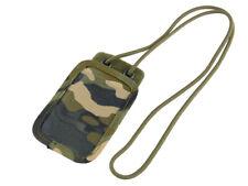 ID Card Holder Kartenhalter zum Umhängen Klett Ausweis Patch Multicam Tropic