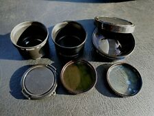 Konica Minolta 0.75x Wide Angle Converter Lens ZCW-300 w/ Filters & Adapters