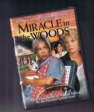 MIRACLE IN THE WOODS (DVD) DELLA REESE MEREDITH BAXTER - Very Good