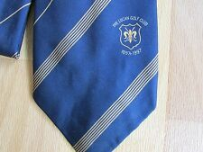 The LUCAN Golf Club DUBLIN 1897 - 1997 Tie by Caulwell Club Ties