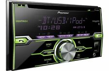 Pioneer FH-X820BS RB CD/MP3/WMA Player Bluetooth MIXTRAX Remote Control Included