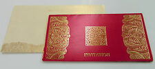 Muslim Indian Hindu Sikh and Asian Wedding Cards Invitations   100 PACK