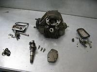 Ducati Multistrada 620 05 Front Cylinder Head Cam Shaft Valves Rockers 7K M 2005