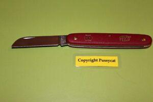 FELCO 3.9050 Okuliermesser, Kopuliermesser,Allzweckmesser, Messer  Victorinox