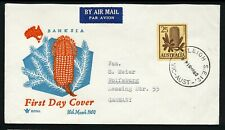 Australia 1960 2/5 Flower - Royal Fdc