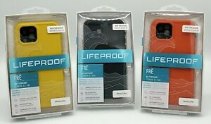 """New Waterproof Case by Lifeproof Fre for 5.8"""" iPhone 11 Pro Colors"""
