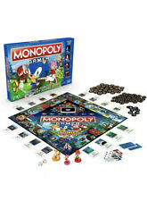 Monopoly - Sonic The Hedgehog Gamer Edition Board Game NEW & SEALED