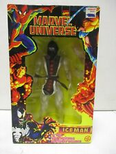 1997 Toy Biz Marvel Universe Ice Man