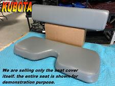 Kubota RTV 400 500 utv New seat cover RTV500 RTV400 gray 776A