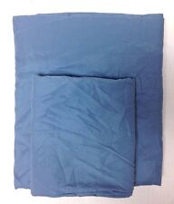"Jcp Home Expressionsâ""¢ Microfiber Sheet Set, Blue Dusk, Queen Free Shipping A142"