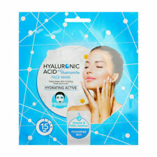 Nuage Hyaluronic Acid Face Mask With Chamomile Hydrating Nourish Fresh Even Skin