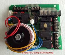 Ethink Hot Tub Spa High Voltage Power Relay Board KL8-2 KL8-3 fit 2 pump spa 6KW